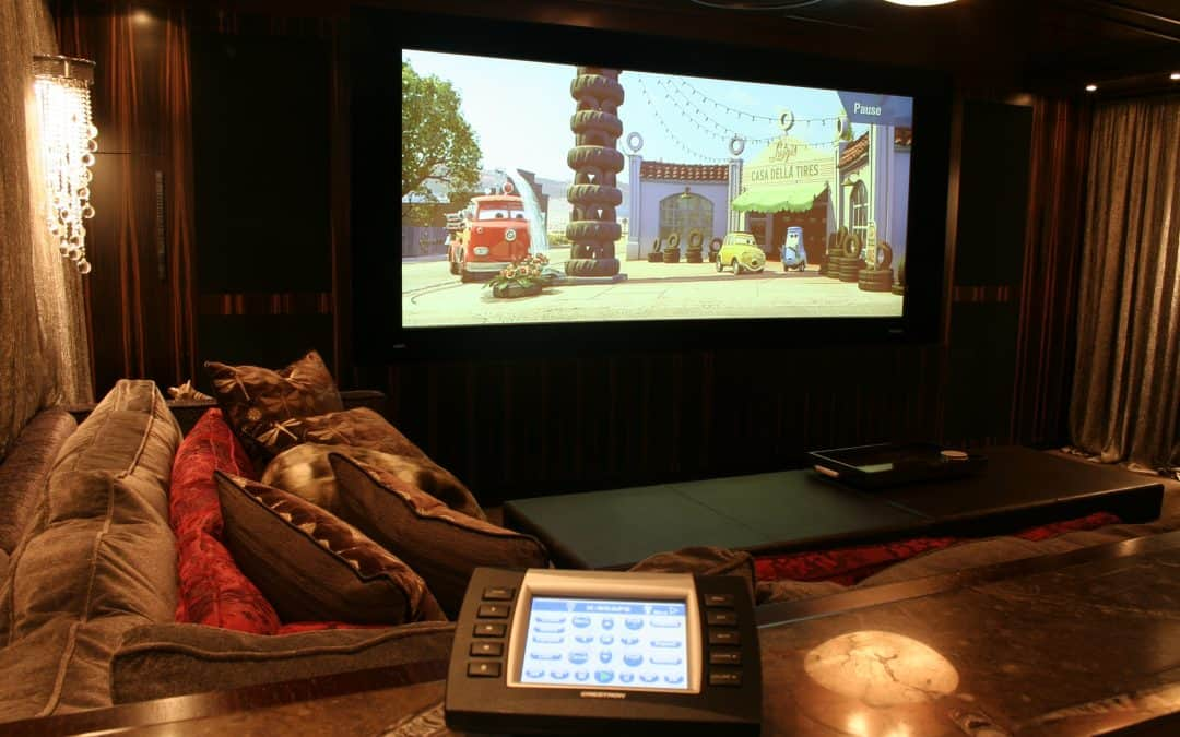 The Ultimate Home Theater Experience