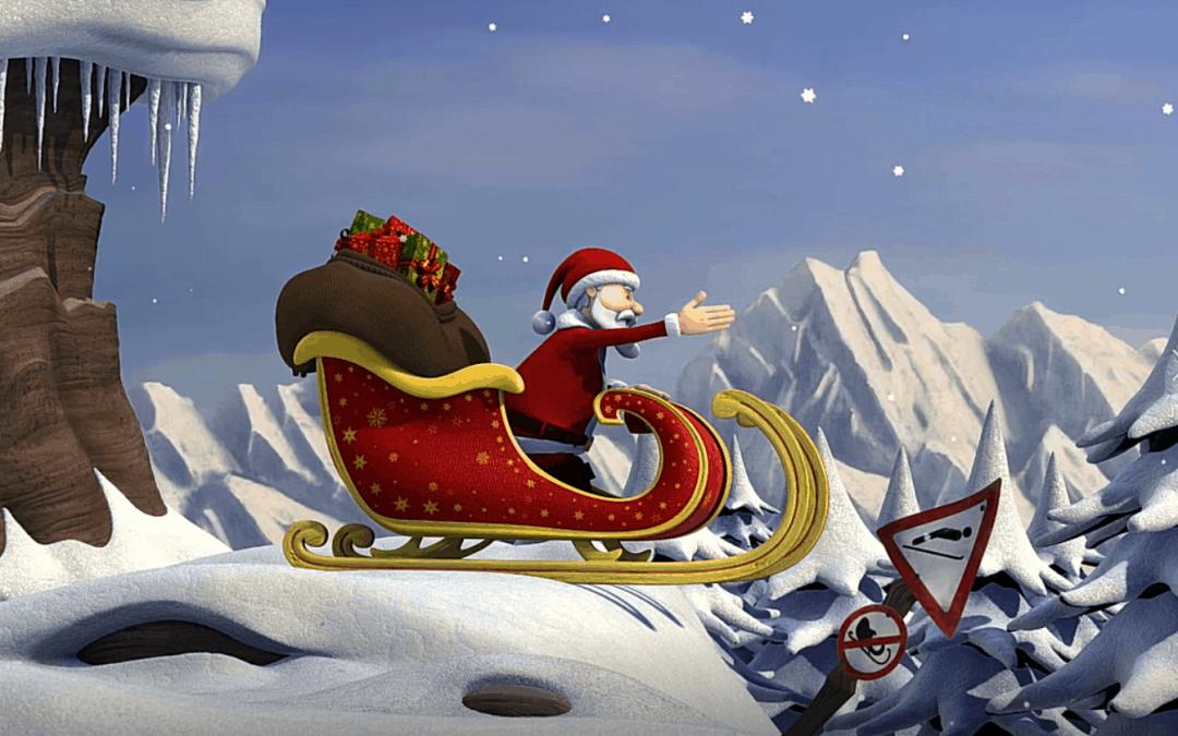 Catch Santa This Christmas!